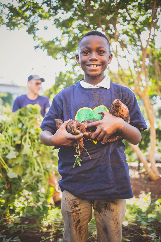 Happy Farm to School Month Y'all!