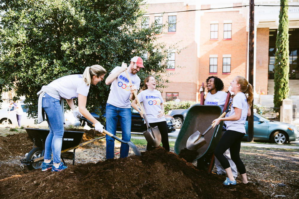 A Collective Day of Caring