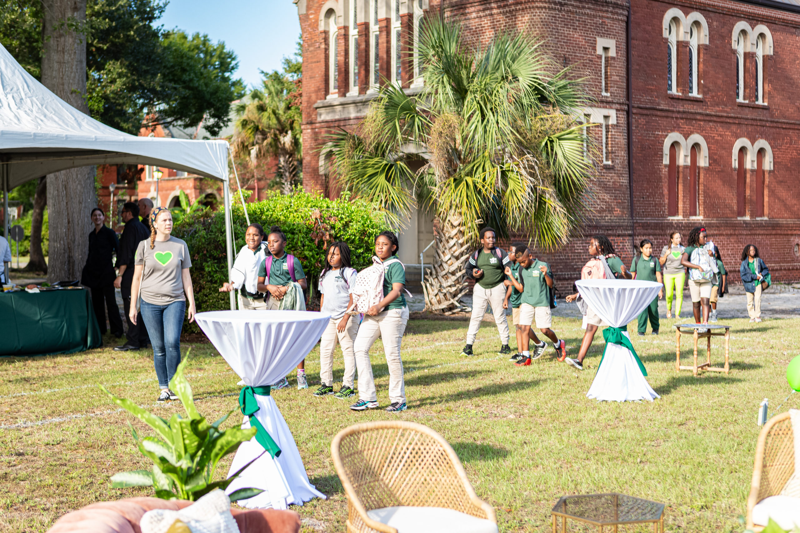 Urban Garden Party – Launching the Urban Farm Campaign
